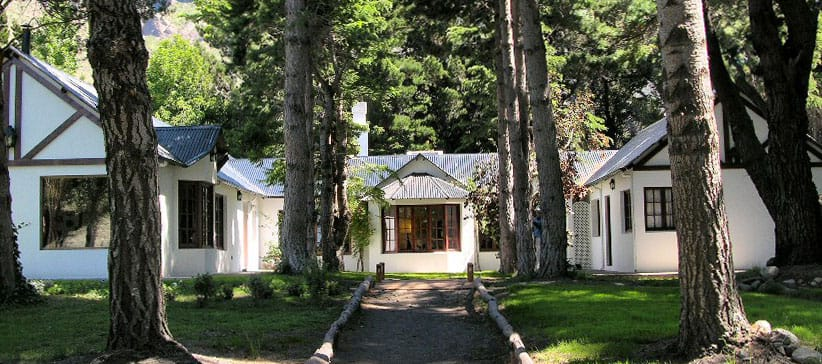 Hostiera Helsingfors - Luxury Patagonia Lodge