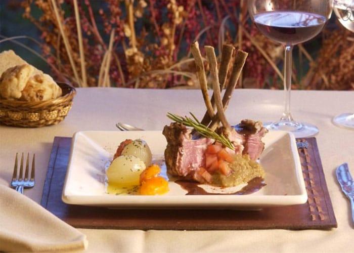 Patagonia - Gourmet Lodge Cuisine