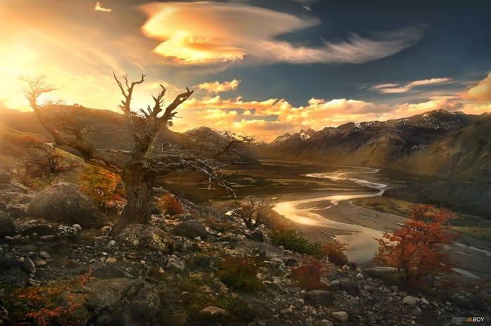 Fall in Patagonia
