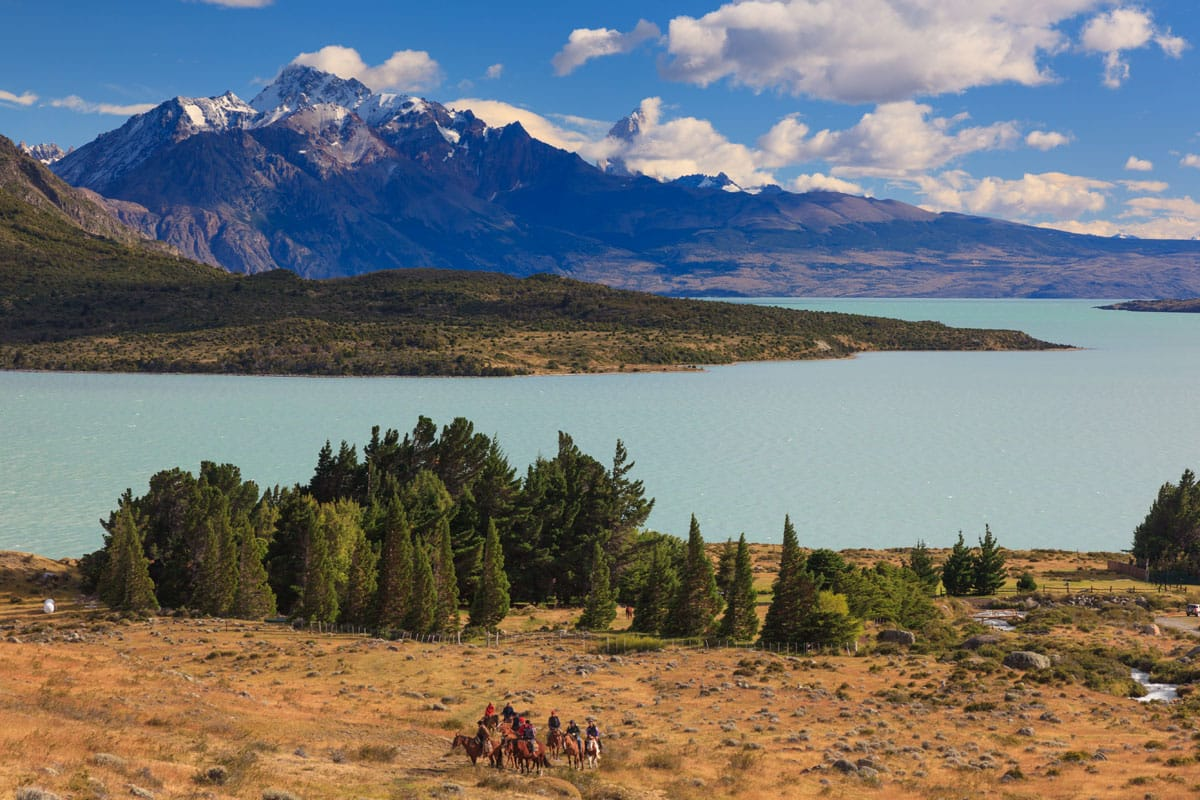 Helsingfors Lodge - Patagonia Activities