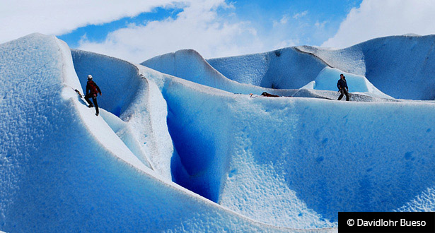 Glaciers Torres del Paine