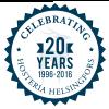 Celebrating 20 Years - Hosteria Helsingfors