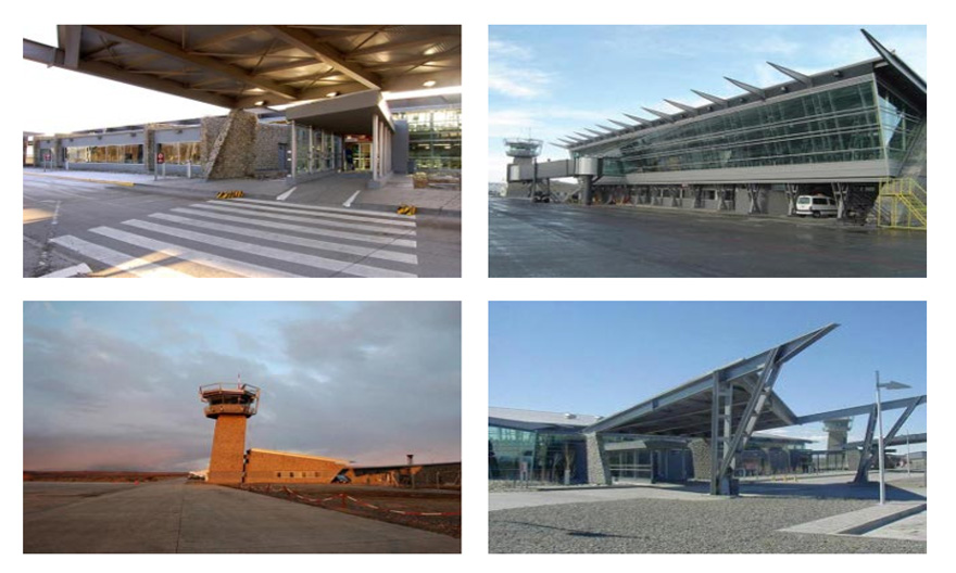 El Calafate International Airport - Comandante Armando Tola International Airport